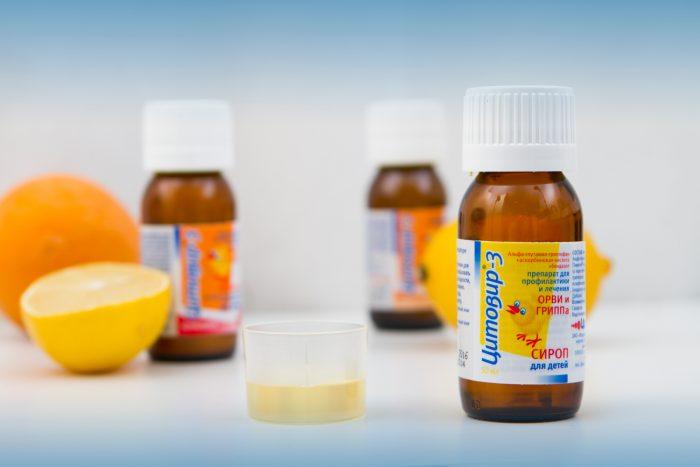 сироп для иммунитета для детей